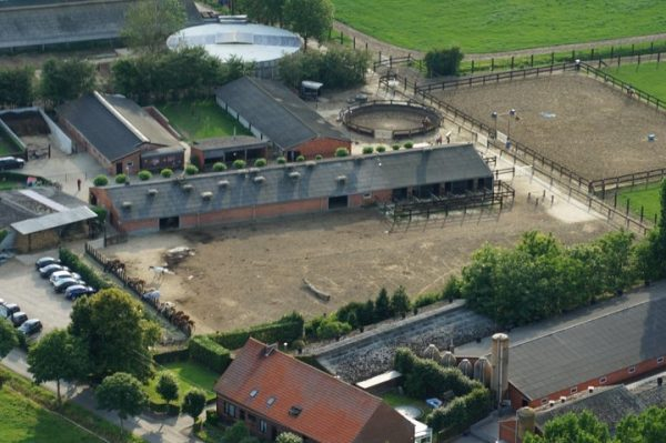 Luchtfoto Ranch